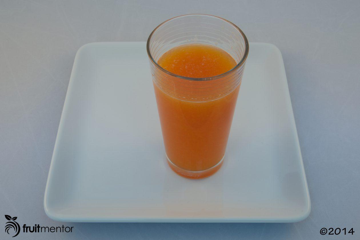 Vaniglia Sanguigno juice