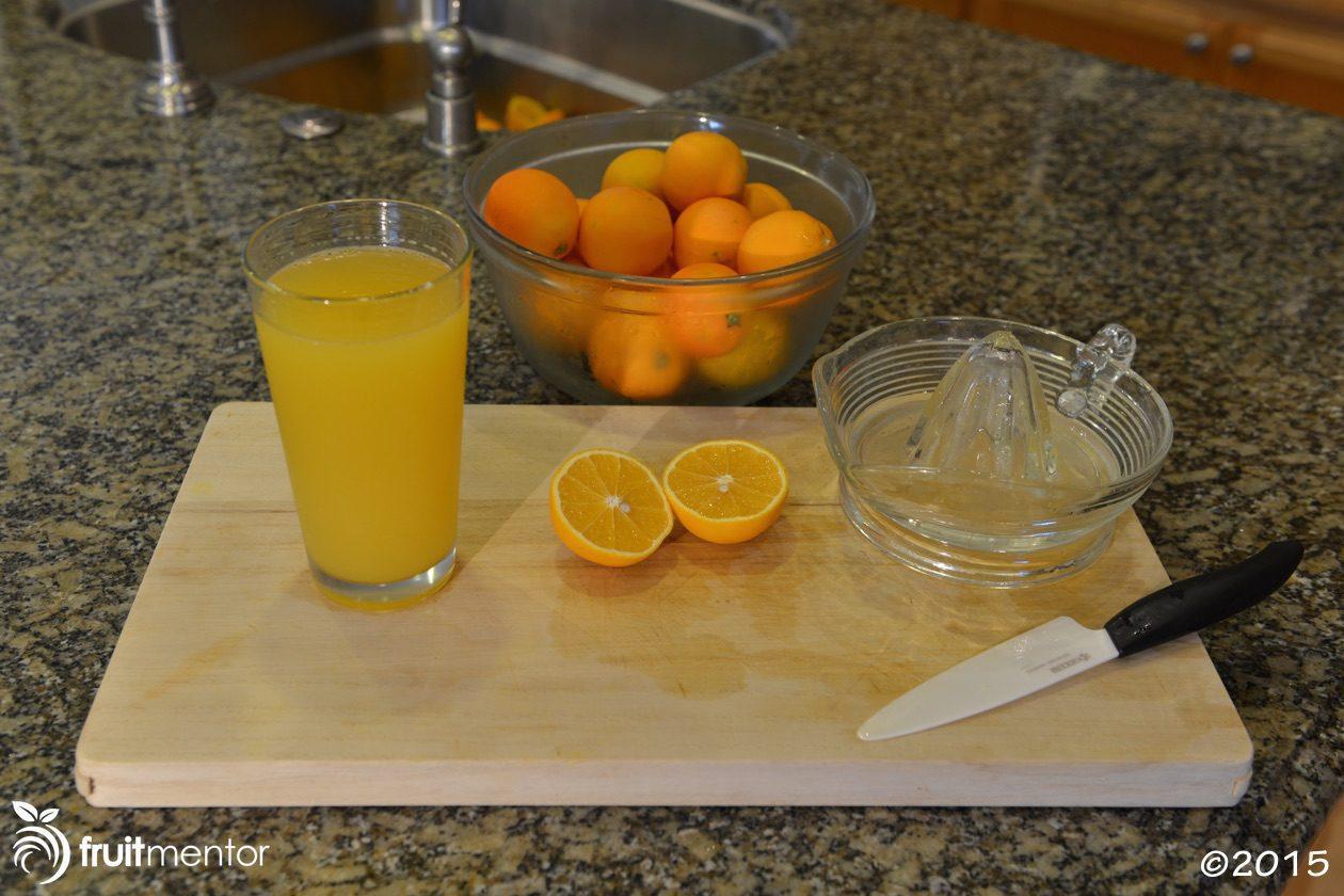 Akçay Sekeri Crescent Orange Juice