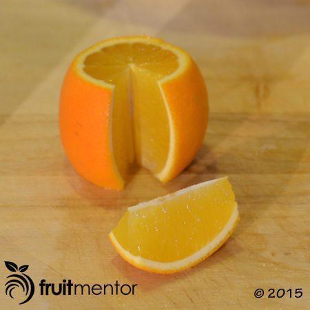 Akçay Sekeri Crescent Orange slice