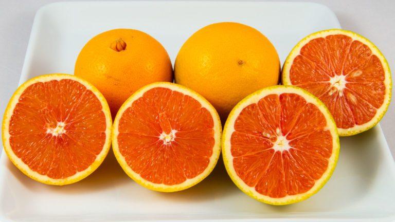 Cara Cara navel orange vs. California Rojo navel orange