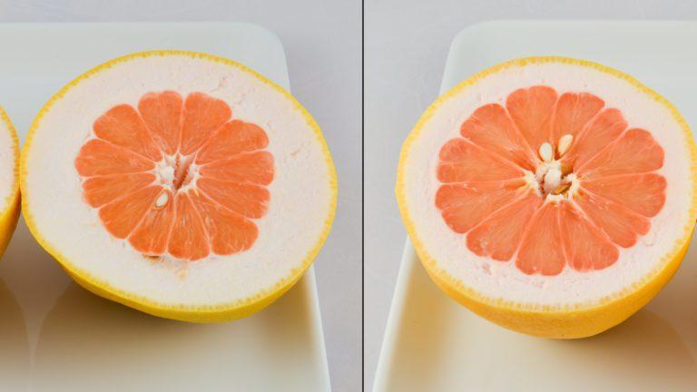 Rojo Blanco and Rubidoux Pummelo-Grapefruit Hybrids